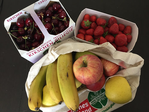 Fit u Gsund das Früchte Set