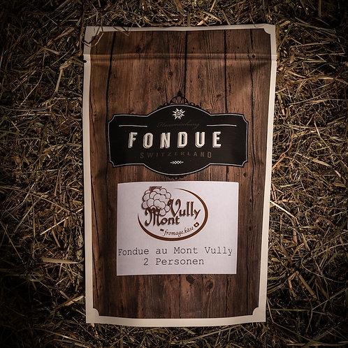Käse Fondue Au Mont Vully