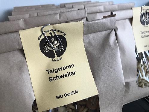 Teigwaren Schweller drei Jahreszeiten ohne Plastikverpackung
