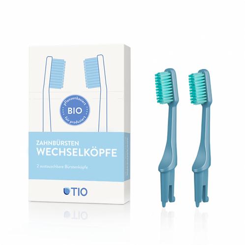 TIO Zahnbürste Wechselköpfe