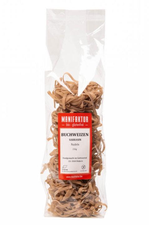 Buchweizen-Nudeln