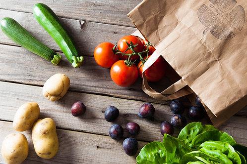 BIO Gemüse Früchte Set