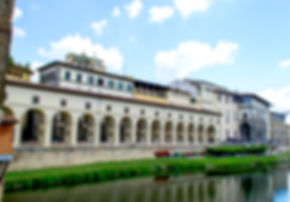 corridoio vasariano -Uffizi