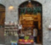 negozio tipico fiorentino