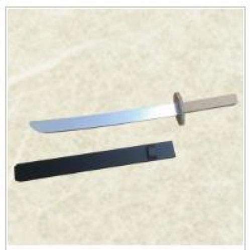 ダンボール製の日本刀(鞘つき)