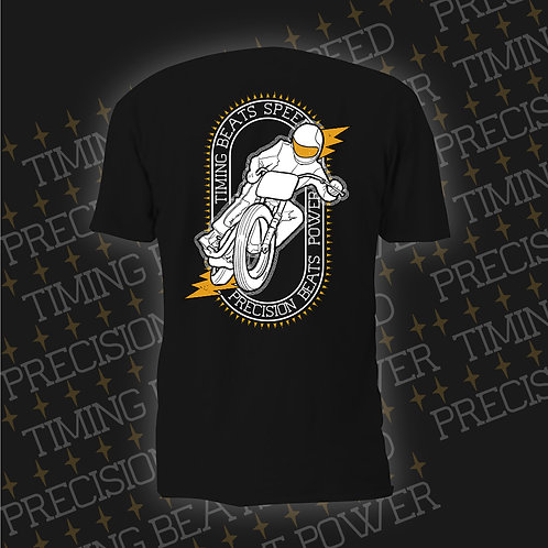 Track Cannons Tee