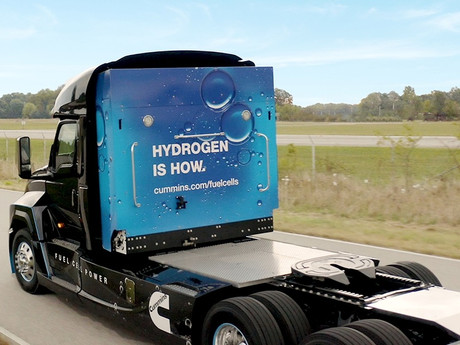 Cummins Receives Award from the UK Government to Accelerate Hydrogen Engine Development