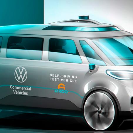 Volkswagen Vehículos Comerciales y Argo AI inician pruebas de conducción autónoma internacionales