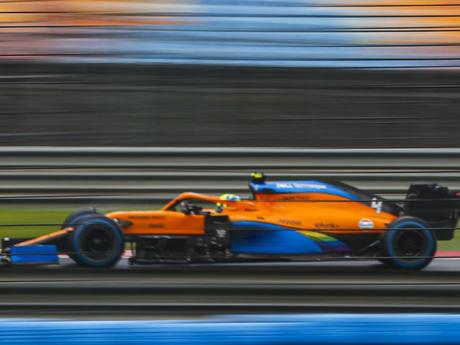 McLaren Racing and Splunk Announce Multi-Year Formula 1 Partnership Extension