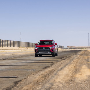Volkswagen Taos harnesses North American Region engineering expertise for chassis development