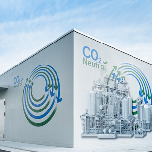 DENSO Has Begun Testing CO2 Circulation Plant at Anjo Electrification Innovation Center