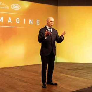 """REIMAGINE"": Jaguar Land Rover geht in die Zukunft"