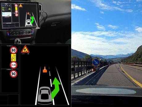 Il progetto C-Roads Italy: strade digitali che supportano la guida connessa e autonoma di Livello 3