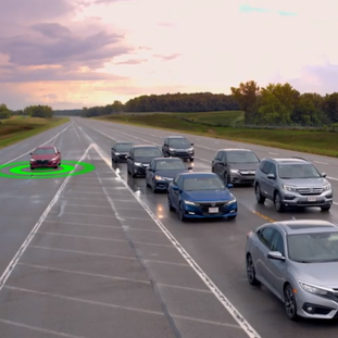 Honda and Verizon Test How 5G Enhances Safety for Connected & Autonomous at Mcity