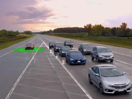 Honda and Verizon Test How 5G Enhances Safety for Connected & Autonomous at Mcity
