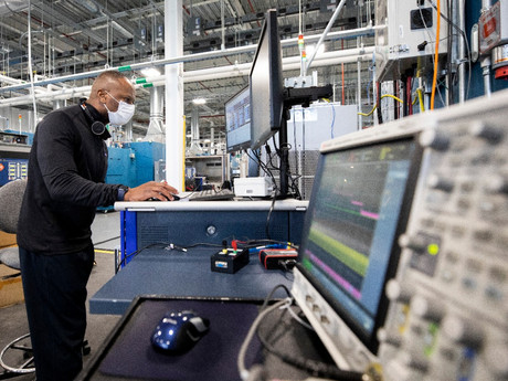 FORD ION PARK – COMPANY'S NEW GLOBAL BATTERY CENTER OF EXCELLENCE