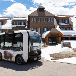 Beep Launches Yellowstone's First Autonomous Shuttles with Local Motors