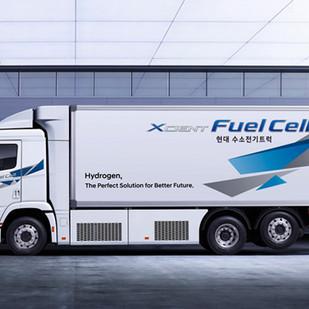 Mejoras en el diseño y las prestaciones del XCIENT Fuel Cell