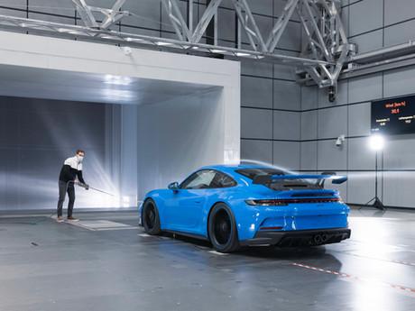 Porsche 911 GT3 - Technischer Feinschliff für gesteigerte Performance