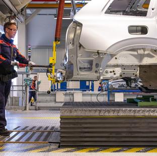Volvo Cars Torslanda: il primo stabilimento a impatto neutro sul clima della Casa svedese.