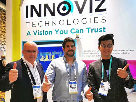 Innoviz Technologies and Whale Dynamic to Collaborate on Next-Generation L4 LiDAR