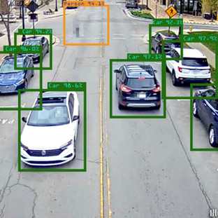 Volkswagen teams with Carmel, IN, to test new machine vision software for city streets and traffic.