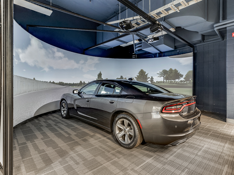 McMaster Automotive Resource Centre adopts STATIC Driving Simulator from VI-grade.
