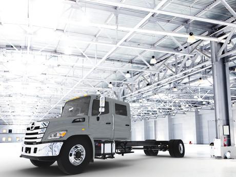 Cummins and Hino Trucks Announce Medium and Heavy-Duty Engine collaboration