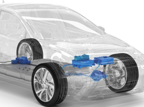 Eaton's Vehicle Group Launches Electric Vehicle E-Drive Gearing