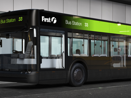 Arrival and First Bus confirm the start of zero-emission bus trials