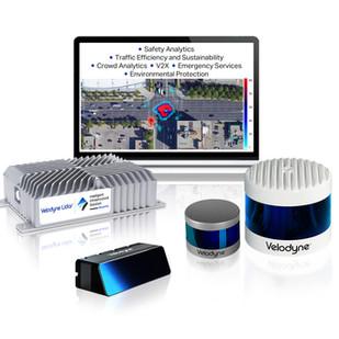 Velodyne Lidar se asocia con NVIDIA Metropolis para soluciones de infraestructura inteligente