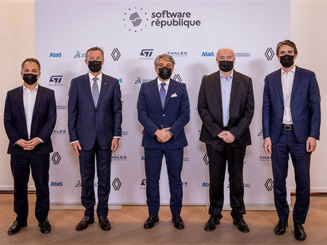'Software République': a new open ecosystem for intelligent and sustainable mobility