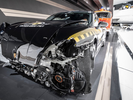 """""""50 Years of Research and Development at Weissach"""", A New exhibition at Porsche Museum."""