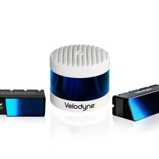 Velodyne's Lidar Sensors Deliver Real-Time 3D Vision for Safer Mobility and Smarter Communities