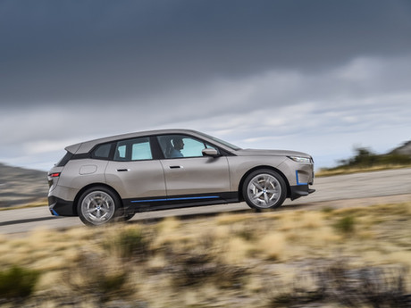 BMW Group commissions study on sustainable lithium extraction.