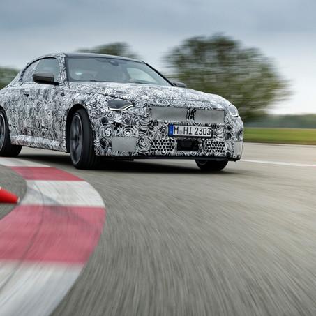 Recta final para conocer al nuevo BMW Serie 2 Coupé