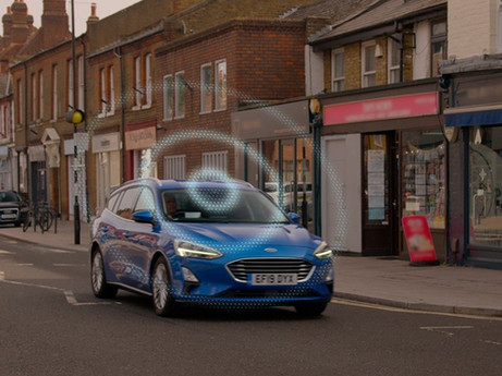 "Ford entwickelt vernetzte ""Road Safe""-Technologie"
