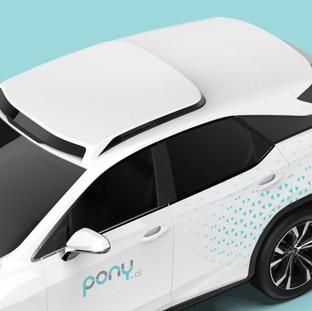 Pony.ai Launches Autonomous Driving Platform With Luminar
