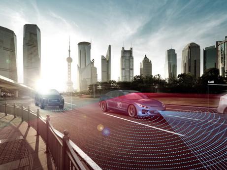 采埃孚与东风汽车合作推出coASSIST L2+自动驾驶系统