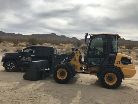 Electromobility Is Heading Off-Road With Electric Construction Equipment