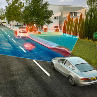 Continental's New Radar Sensors Offer 360-Degree Coverage With a Longer Range