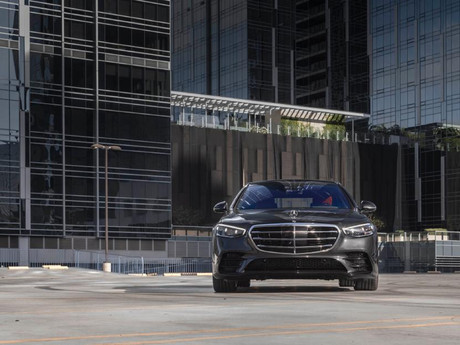 Long Beach and Mercedes Benz partner on Urban Mobility through Connected Vehicle Data Project.