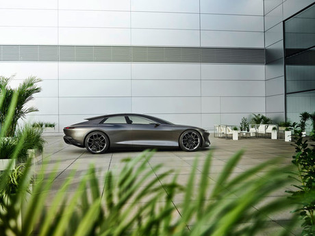 Audi to present the Audi Grandsphere concept study at IAA Mobility 2021