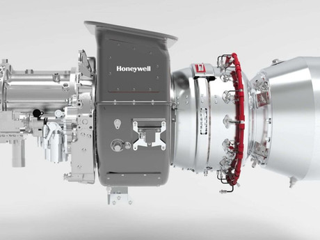 Honeywell's Newest Turbogenerator Will Power Hybrid-Electric Aircraft, Run on Biofuel
