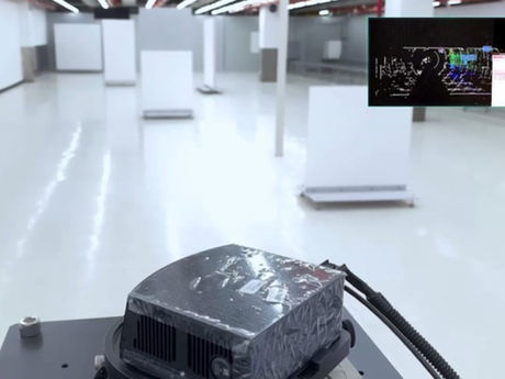 China's first Automotive-grade solid-state LiDAR production line