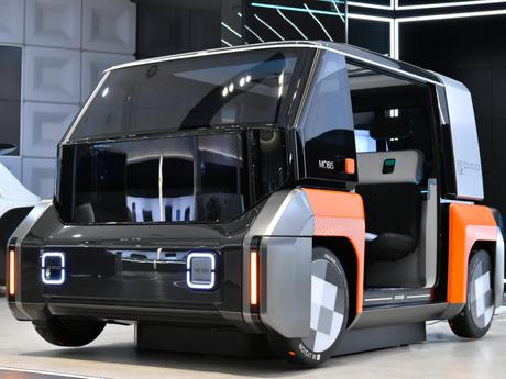Hyundai Mobis to showcase AI-controlled concept car at IAA Mobility 2021