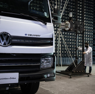 100 Tests and counting for first 100% Electric Truck developed in Brazil, the VW e-Delivery