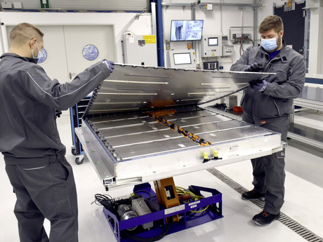 Volkswagen Group Components begins battery recycling pilot