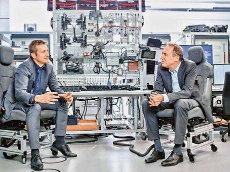 """Porsche - (E/E) architecture interview. """"There are no limits to your imagination"""""""