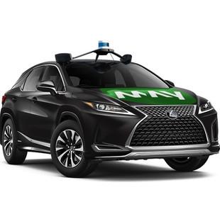 Servicio de transporte autónomo de uso gratuito inaugurado en Indianápolis